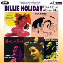 Holiday, Billie - Four Classic Albums Plus