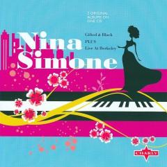 Simone, Nina - Gifted & Black/Live At..