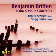 Britten, B. - Violin Concerto In D Mino