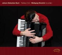 Bach, J.S. - Partitas 2 & 4