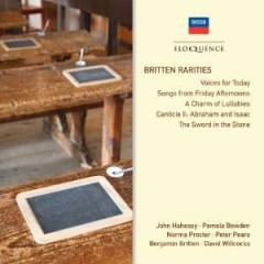Britten, B. - Rarities