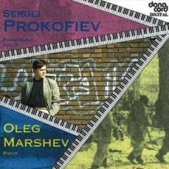 Prokofiev, S. - Piano Music Vol.3