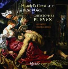 Handel, G.F. - Bass Arias