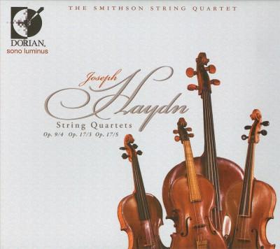 Haydn, J. - Streichquartette Op.9/4 1