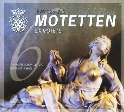 Bach, J.S. - Motetten Bwv..  Digi