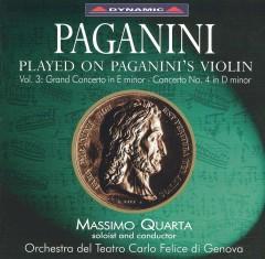 Paganini, N. - Grand Concerto E Moll/+Ko