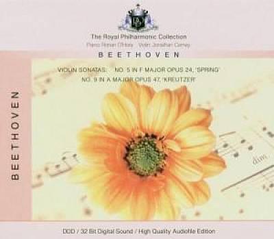 Beethoven, L. Van - Violin Sonatas