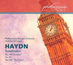 Haydn, J. - Sinfonien 104 London/88/1