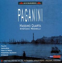 Paganini, N. - Werke F. Violine & Klavie