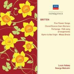 Britten, B. - Choral Works