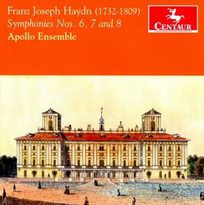 Haydn, J. - Sinfonien Nrn.6, 7 & 8