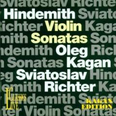Hindemith, P. - Sonaten F. Violine & Klav