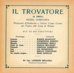 Verdi, G. - Der Troubadour/Il Trovato