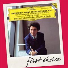 Prokofiev, S. - Piano Concertos No.1 & 3