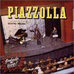 Piazzolla, Astor - Piazzolla En El Regina