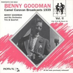 Goodman, Benny - Camel Caravan...Vol.1