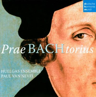 Bach, J.S. - Praebachtorius