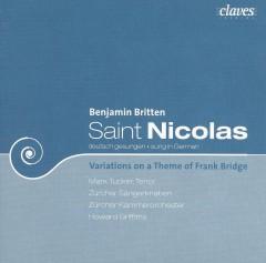 Britten, B. - Saint Nicolas Cantata Op.