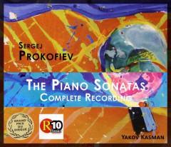 Prokofiev, S. - Complete Piano Sonatas