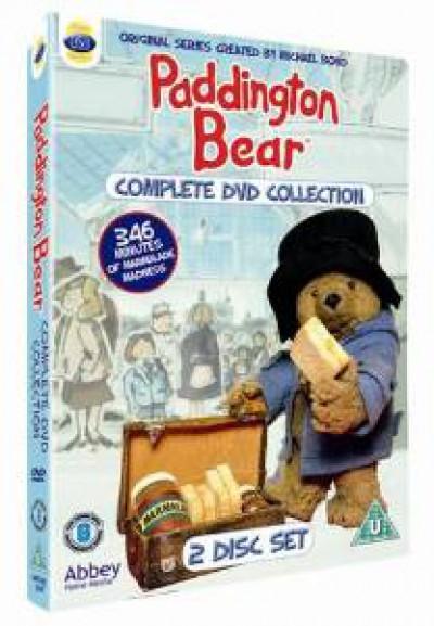 Animation - Paddington   Complete..