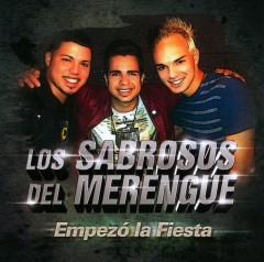 Los Sabrosos Del Merengue - Empezo La Fiesta