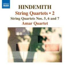Hindemith, P. - Streichquartette 5 7