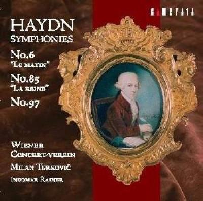 Haydn, J. - Symphonies No.6,85 & 96