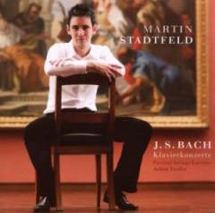 Bach, J.S. - Klavierkonzerte 1/2/5