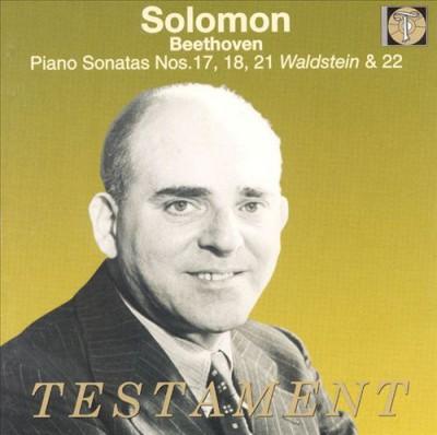 Beethoven, L. Van - Piano Sonatas No.17,18,21