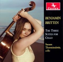 Britten, B. - Die Drei Cellosuiten