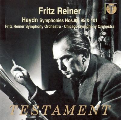 Haydn, J. - Symphonies No.88,95 & 101