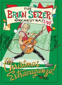 Setzer, Brian  Orchestra  - Christmas Extravaganza