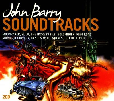 Ost - John Barry Soundtracks
