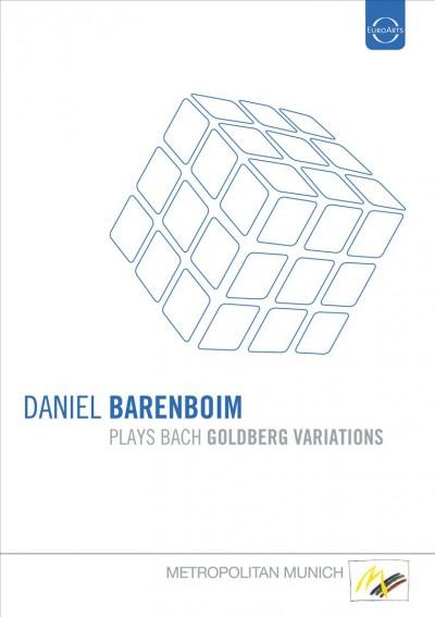 Bach, J.S. - Barenboim Plays Goldberg