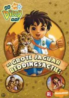 Animation - Go Diego Go De Grote Jagu