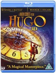 Movie - Hugo  3 D