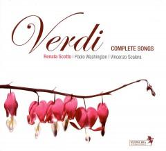Verdi, G. - Complete Songs