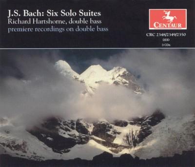 Bach, J.S. - Six Solo Suites