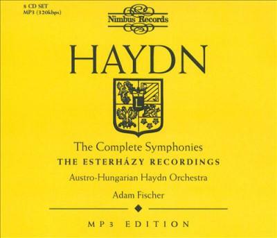 Haydn, J. - Symphonies Mp3 Edition