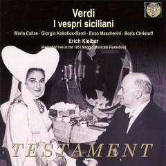 Verdi, G. - I Vespri Siciliani  1959