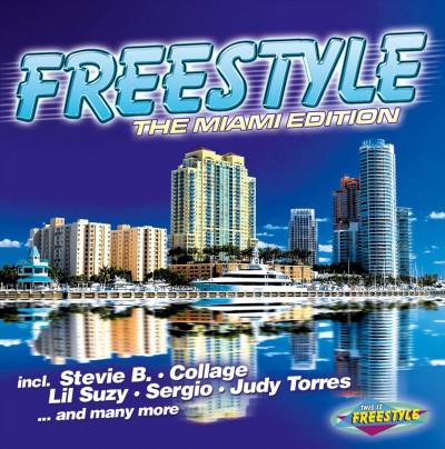 V/A - Freestyle  Miami Edition