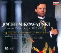 Handel, G.F. - Opera & Sacred Arias/Ital