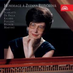 Ruzickova, Zuzana - Hommage A Zuzana Ruzickov