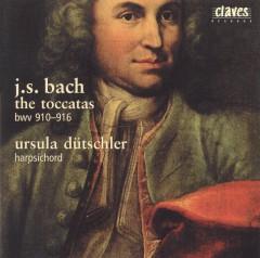 Bach, J.S. - Toccatas Bwv 910 916