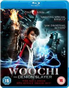 Movie - Woochi   The Demon Slayer