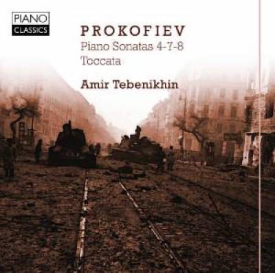 Prokofiev, S. - Piano Sonatas 4 7 8/Tocca