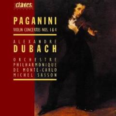 Paganini, N. - Violin Concertos No.4&1