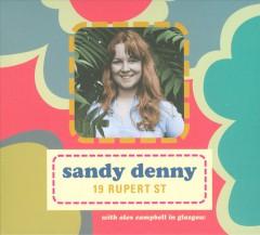 Denny, Sandy - 19 Rupert Street