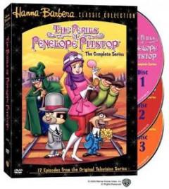 Cartoon - Perils Of Penelope Pitsto