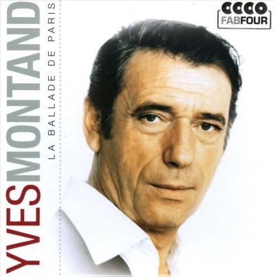 Montand, Yves - La Ballade De Paris